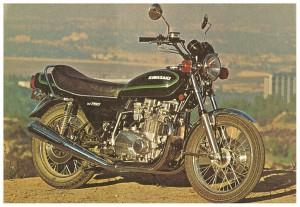 1978 Kawasaki KZ750 B3 - US