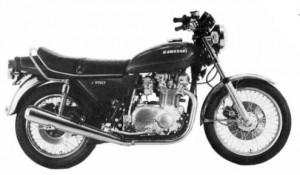 1978 Kawasaki KZ750 B3 - EU
